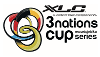 Johnny 13 filmt voor de 3 Nations MTB Cup